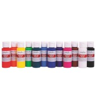 Handy Art® Acrylic Paint Assortment, 2 oz. (set of 12)