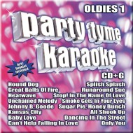 Party Tyme Karaoke CD+G Oldies 1