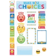 Emoji Fun Behavior Clip Chart