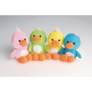 Plush Ducks (pack of 12)