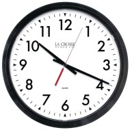 "Equity 14"" Commercial Analog Wall Clock"