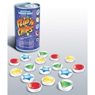 Flip 'N Chips Matching Game