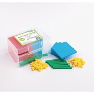 Plastic Base Ten Set (set of 121)