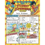 The Amazing Adventures of a Super Hero (pack of 32)