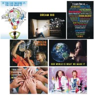 STEM Intermediate Poster Pack (set of 7)