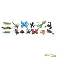 Safari Ltd® TOOBS® Insect Collection (set of 14)