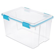 Sterilite® 54-Quart Storage Container With Gasket