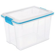 Sterilite® 20-Quart Storage Container With Gasket