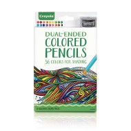 Crayola® Dual-Ended Shading Pencils (set of 18)