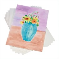 "Student Watercolor Sheet, 22""x30"" 140-lb. (pack of 25)"