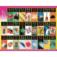 Student Alphabet Cards (set of 6)