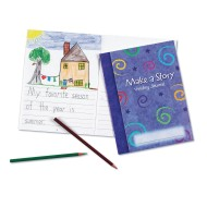 Make A Story Writing Journal