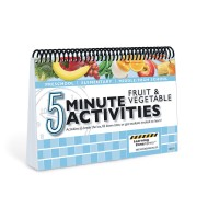5 Minute Activities: Fruits & Vegetables