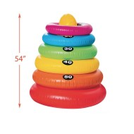 Jumbo Inflatable Ring Toss