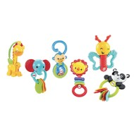 Rattle Set (set of 6)