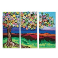 Triptych Tree Collaborative Craft Kit