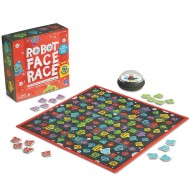 Robot Face Race™ Board Game
