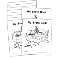 My Own State Book (pack of 10)