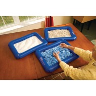 Small Inflatable Sensory Trays (set of 3)