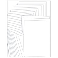 Blank Books (pack of 25)
