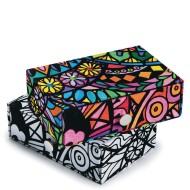 Velvet Art Trinket Box (pack of 6)