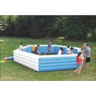 Portable Inflatable GaGa Pit without Blower Motor