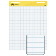 "Post-It® Graph Paper Easel Pad, 25"" x 30"""