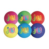 "jWay™ Playground Balls, 8-1/2"" (set of 6)"