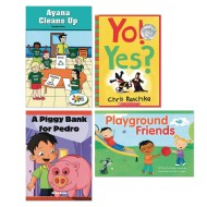 Diverse Perspectives Book Collection, Grades K-1 (set of 30)