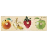 Giant Peg Puzzle, Fruits