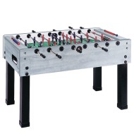 Garlando G-500 Foosball Table with Telescopic Rods