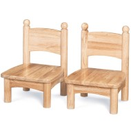 "Blossom Chairs, 7"" (pair)"