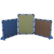 Woodland Play Panel Set