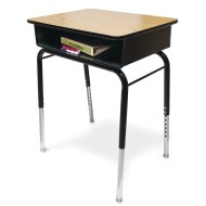 Open Face Student Desk (set of 2)