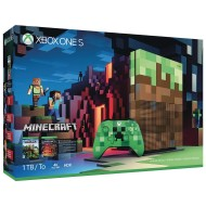 Xbox One S Minecraft® Bundle