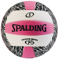 Spalding® Rookie Gear Zebra Volleyball