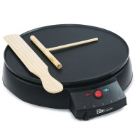 Elite Cuisine Easy Crepe Maker