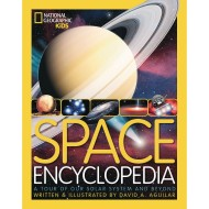 National Geographic Kids Space Encyclopedia Books
