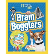 National Geographic Kids Brain Bogglers Book