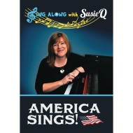 Sing Along with Susie Q – America Songs Sing-Along DVD