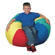 Beach Ball Lounger Beanbag Chair