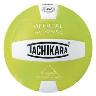 Tachikara® SV-5WSC Volleyball, Lime/White