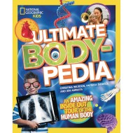 National Geographic Kids Ultimate Body-Pedia Book