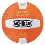 Tachikara® SV-5WSC Volleyball, Orange/White