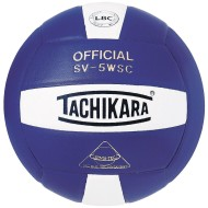 Tachikara® SV-5WSC Volleyball, Purple/White
