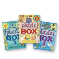 Puzzle Box 3-Book Set