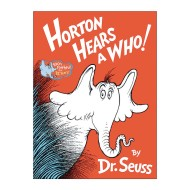 Horton Hears a Who Book by Dr. Seuss