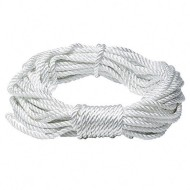 "Nylon Rope, 3/8"" x 100 yds., White"