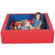 Children's Factory® Corral Ball Pool with 500 Balls