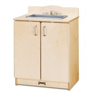 Jonti-Craft® Baltic Birch Culinary Creations Play Kitchen Sink